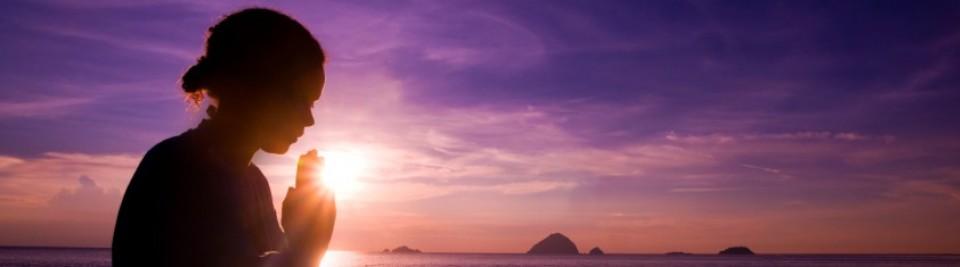 Sunset Prayer Distance Healing